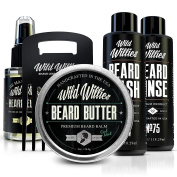 Wild Willie's Ultimate Beard Bundle Cool Mint-Everything you need for your beard! We included five of your favore products