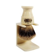 Simpsons Commodore X2 Best Badger Shaving Brush with stand
