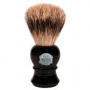 Vulfix 2233 Super Badger Shaving Brush, Black Handle
