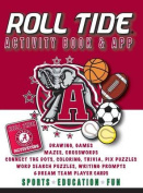 Alabama Crimson Tide Activity Book- Hardback