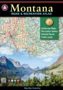 Montana Road & Recreation Atlas, 3rd Edition