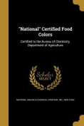 National Certified Food Colors