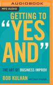 """Getting to """"Yes And"""" [Audio]"""
