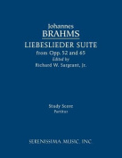 Liebeslieder Suite from Opp.52 and 65 [GER]