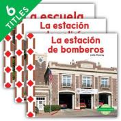 Mi Comunidad: Lugares (My Community: Places) (Set) (Mi Comunidad [Spanish]