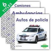 Mi Comunidad: Vehículos (My Community: Vehicles) (Set) (Mi Comunidad [Spanish]