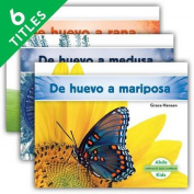 Animales Que Cambian (Changing Animals) (Set) (Animales Que Cambian  [Spanish]