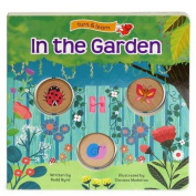 In Ther Garden (Turn & Learn) [Board book]