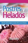 Postres y Helados [Spanish]