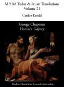 George Chapman, Homer's 'Odyssey'