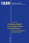 Analysing English as a Lingua Franca in Video Games