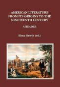 American Literature from Its Origins to the Nineteenth Century
