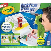 Crayola Sketch Wizard Kit Draw from 2D, 3D, smartphones and tablets