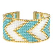 Riviera Loom Bracelet - Exclusive Beadaholique Jewellery Kit
