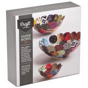 Craft Crush Paper Bowls Kit