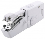 Sewing Machine, Arespark Portable Mini Handheld Sewing Machine, Electric Household Stitch Tool- white
