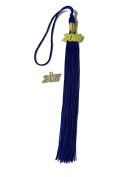 Graduation Tassel With 2016 Gold Year Charm And 2017 Silver Year Charm Grad Days