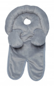 Boppy Infant to Toddler Head and Neck Support, Prism Grey