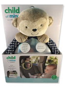 Carter's Child of Mine Plush Car Mirror, Bear - Back Seat Rear-facing Infant In Sight
