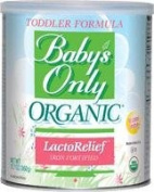 Baby's Only Organic LactoRelief Toddler, 380ml - 6 ct.