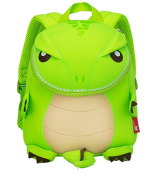 Coavas Toddler Kids Backpack Boys Kindergarten School Book Bags, Cute Dinosaur