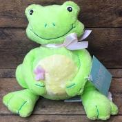 Frog Rattle Plush Burton & Burton