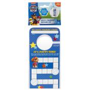 "Nickelodeon Paw Patrol My Potty Training Reward Chart – Door Hanger with 50 ""My Reward"" Stickers"