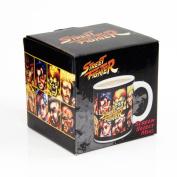 Street Fighter Screen Select Mug