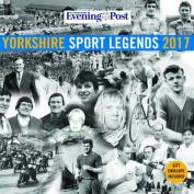 The Yorkshire Sporting Legends Calendar