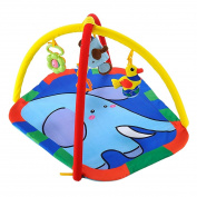 Beautylife66 Baby Gym Thick Mat Pedal,Body Building,Ring the Bell Game Mat