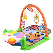 Beautylife66 Baby Gym Mat Pedal,Body Building,Music Playing