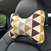Cartoon Car headrest headrest car pillow neck guard,B, paragraph 1