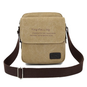 The Ninth Day Canvas Messenger Men Bag