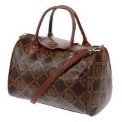 The Boss I am Women's Bowling Bag Brown brown