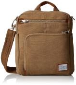 Travelon Anti-theft Heritage Tour Bag , Oatmeal, One Size