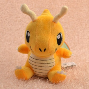Pokemon Plush Toy Dragonite 16cm Cute Collectible Soft Stuffed Animal Doll Pokemon Plush Toys For Kids Gift Peluche Pokemon