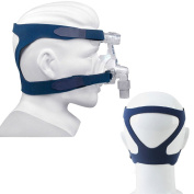 Risingmed Universal Headgear Comfort Gel Full Mask Replacement Part CPAP Head band for Respironics Resmed Resmart without mask
