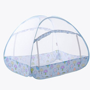 Baby mosquito net baby bed child GER baby folding installation nets
