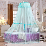 Imperial ceiling dome ceiling nets fall to increase encryption Princess lace nets