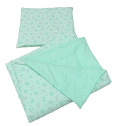 Baby duvet + pillow set,for cot ,toddlers bed, crib, pram