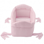 Reducer Cot Pink Pali Sweeties for Cot Bed