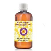 dève herbes Pure Argan Oil (Argania spinosa) 100% Natural Cold Pressed Therapeutic Grade