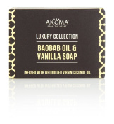 Baobab, Shea Butter & Vanilla Extract Soap