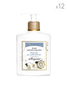 I PROVENZALI Sapone Liquido MAGNOLIA 250 Ml. Make-up and detergents