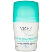 VICHY Laboratories Deodorants 48hr Intensive Anti-Perspirant Roll-On 50ml