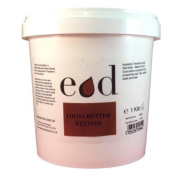 COCOA BUTTER 1 Kilo - REFINED by EOD - Essential Oils Direct