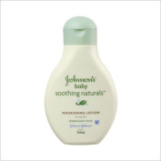 Johnson's baby Soothing Naturals Nourisning Lition