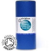 Viridian Golden Flaxseed Oil 100% Organic, 500ml
