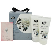 Green People Company - Hand Care Limited Edition Gift Set - with Two Hand Creams