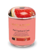 scented candle Pink Grapefruit & Cassis